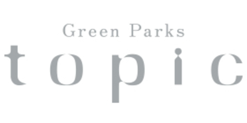 Green Parks topicのロゴ画像