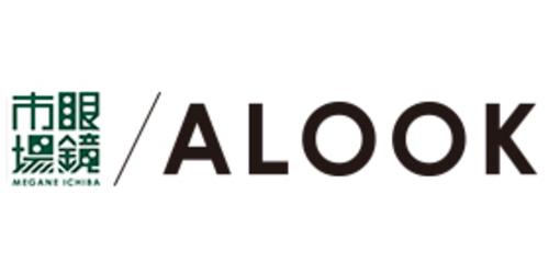 眼鏡市場/ALOOKのロゴ画像